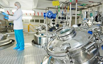 Pharmasector-Oil